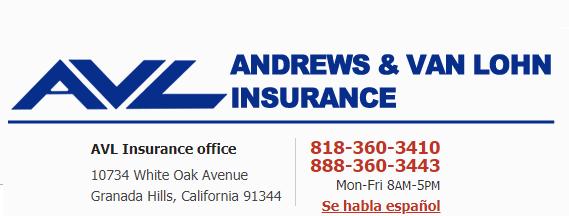 AVL Insurance